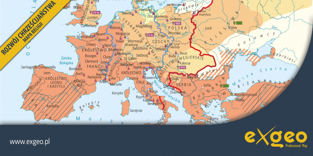 Exgeo Professional Map